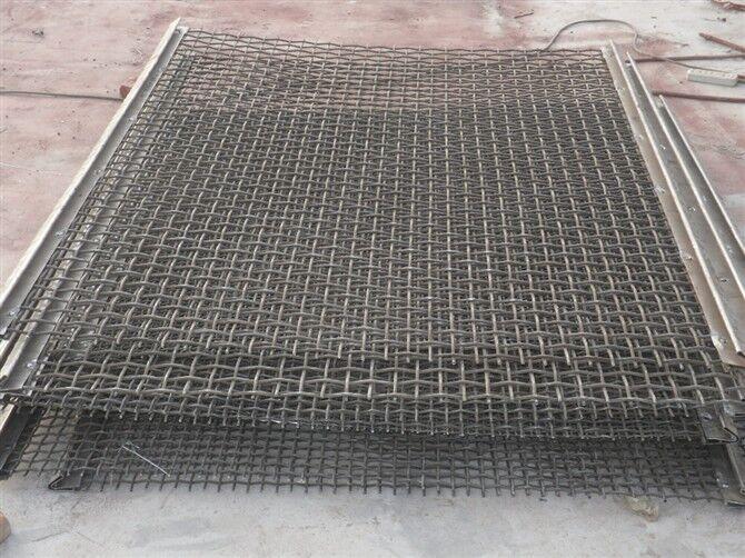 中型钢丝筛网