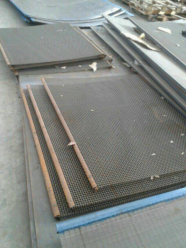 矿用钢丝筛网